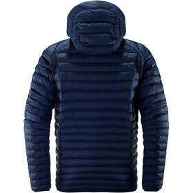 Haglöfs Essens Mimic Hooded Jacket Men tarn blue